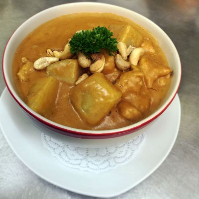 Chicken - Yellow Curry